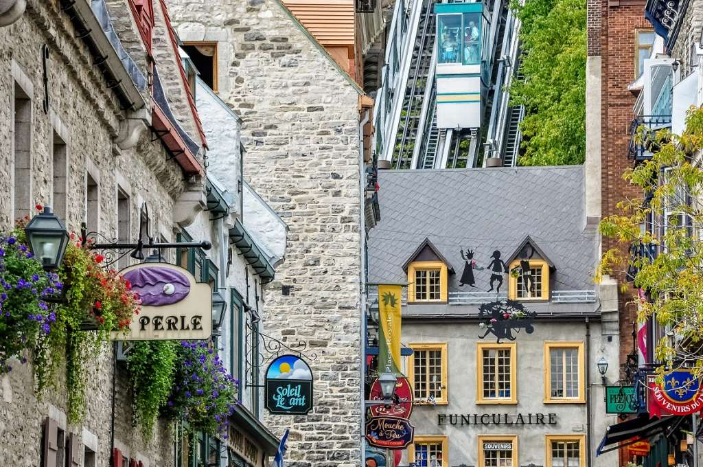 Old Town - Quebec - Canada