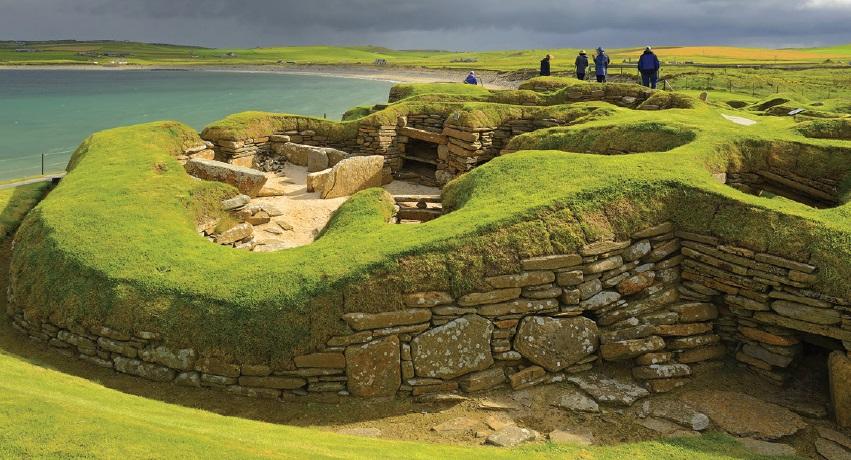 Skara - Brae - Orkney
