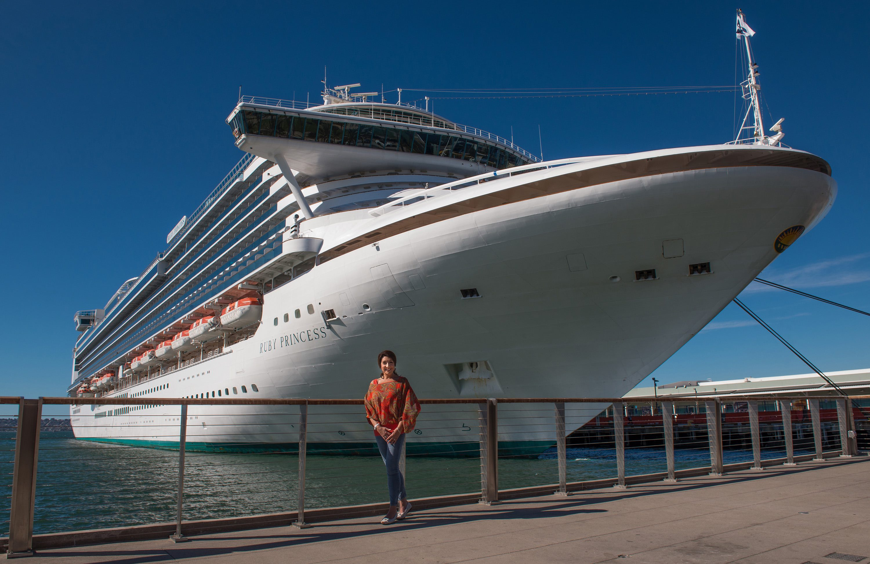 Cruising with Jane McDonald returns to our