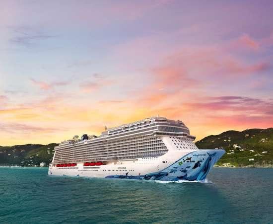 NCL Bliss Caribbean