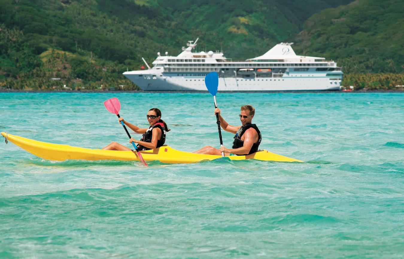 Tahiti, cruise, Paul,