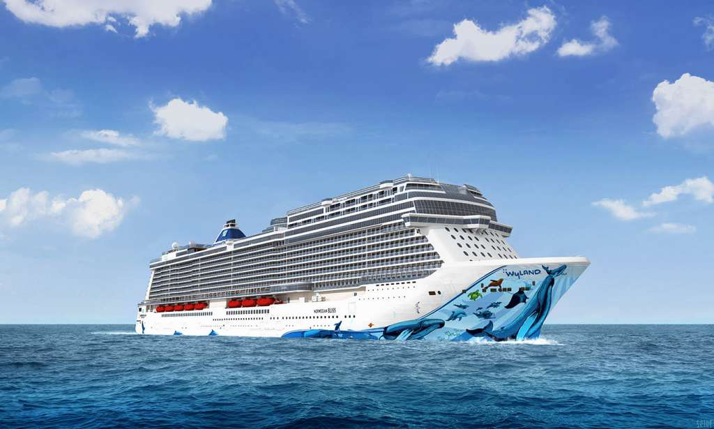 NCL Bliss provides solo cruise travellers with 'Free at Sea' perks packages