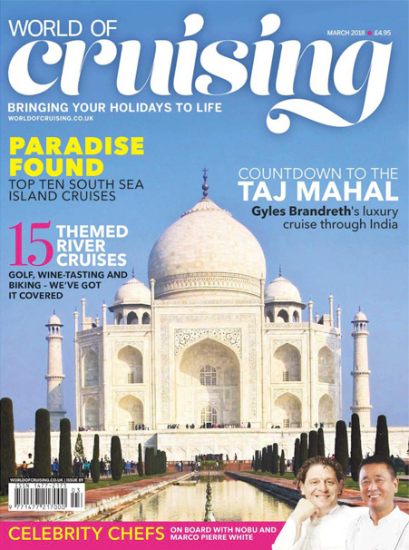 World of Cruising March 2018