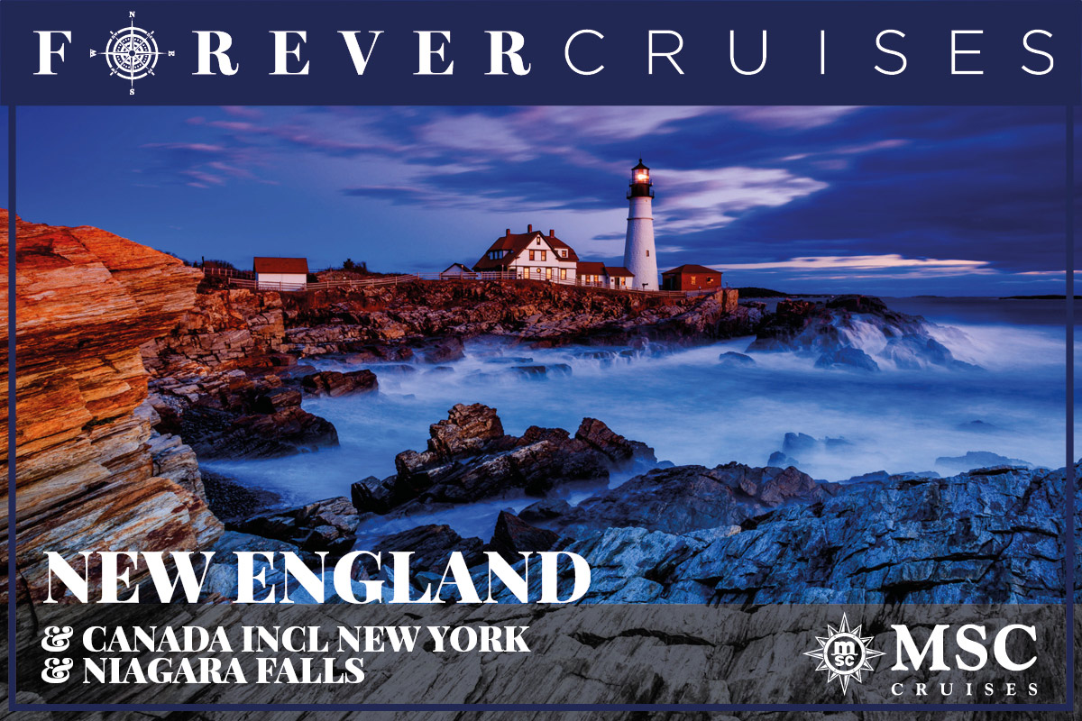 Forever Cruises Featured Banner Portland