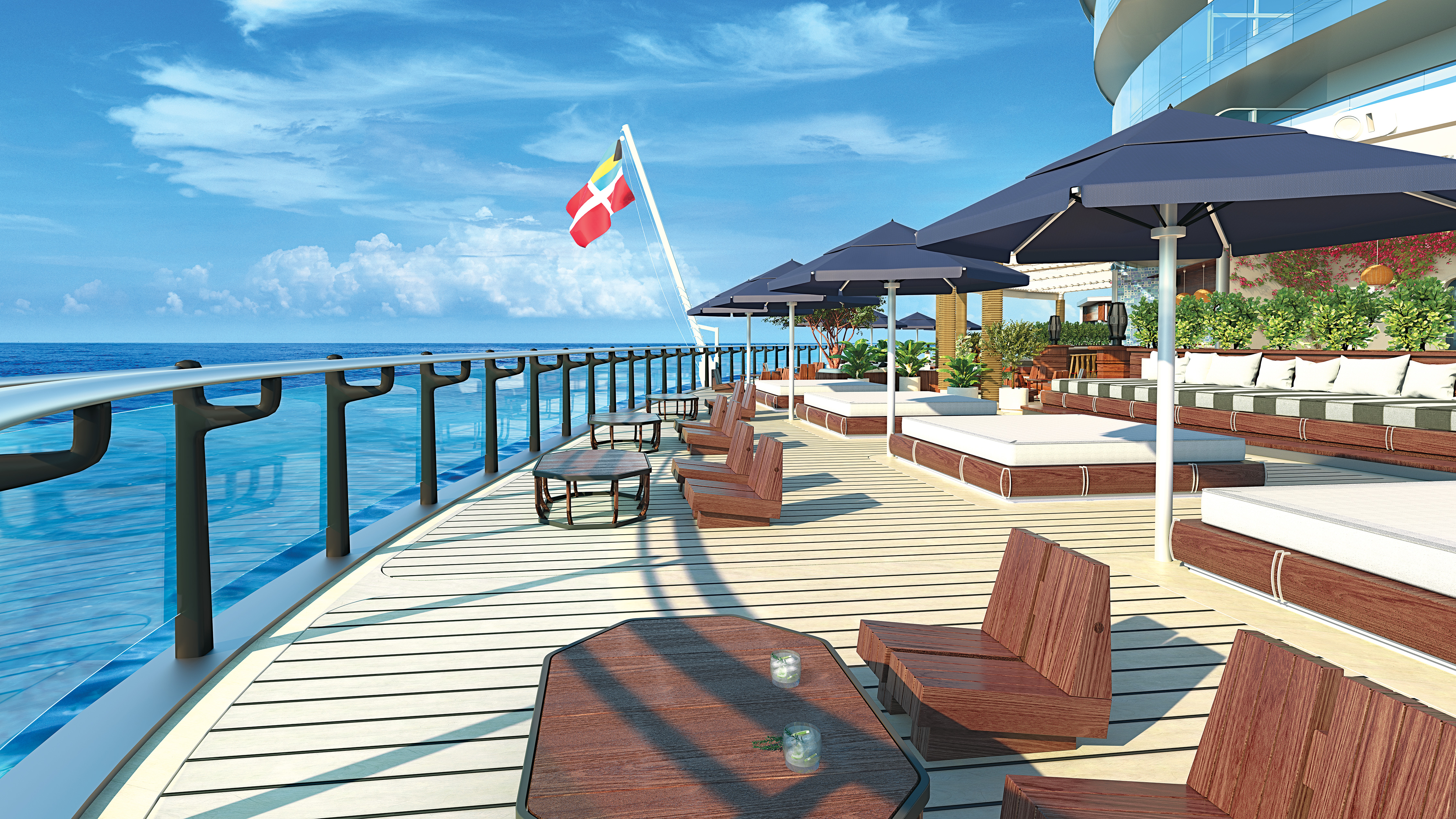 World Of Cruising Magazine Virgin Voyages Unveils First