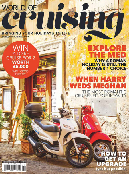 World of Cruising May 2018 Front Cover