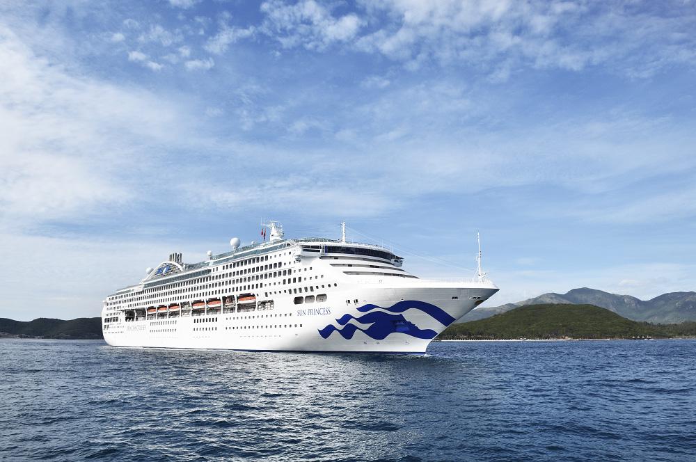 Sun Princess Cruises Reviews