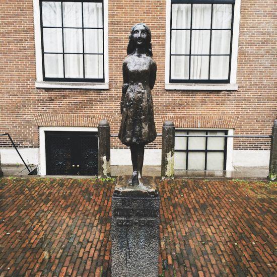 Anne Frank House: Amsterdam