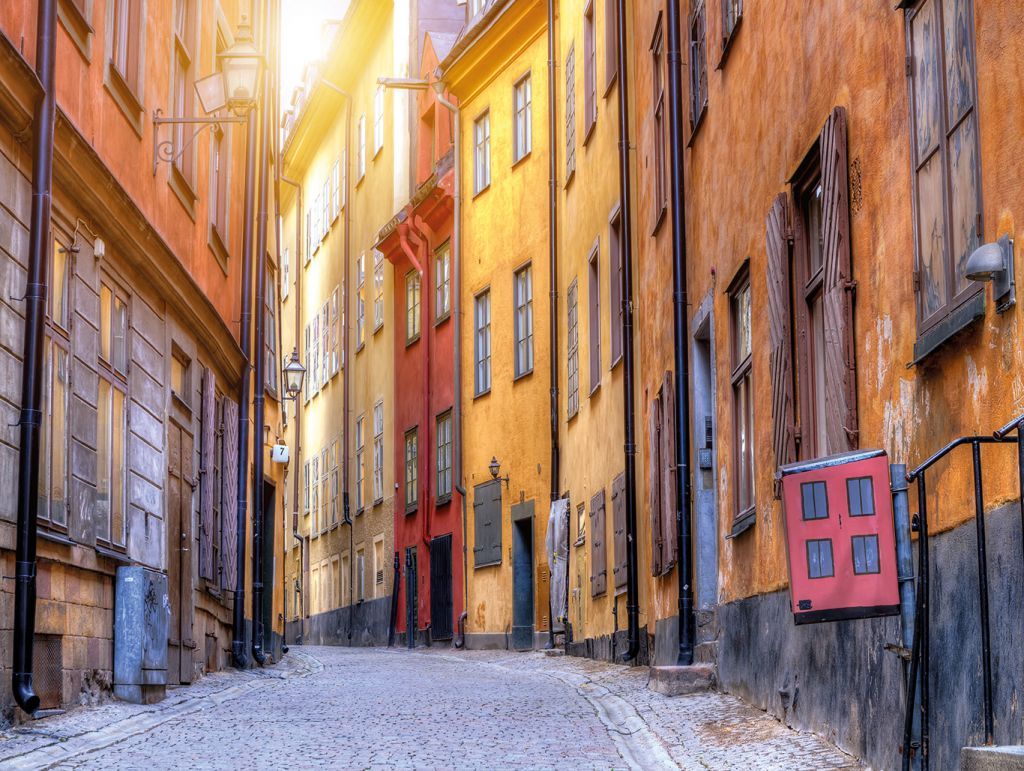 Stockholm City Streets