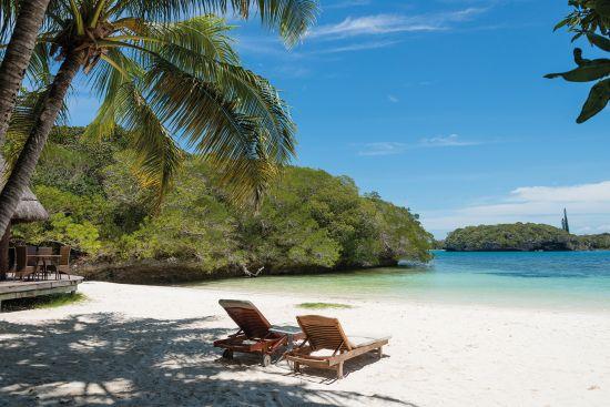 Kanumera Beach, Isle of Pines New Caledonia