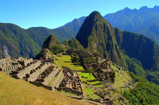 Machu Picchu, image courtesy of: Avalon Waterways