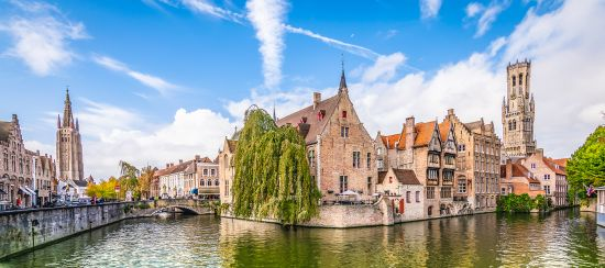 Enjoy the beauty of Bruges