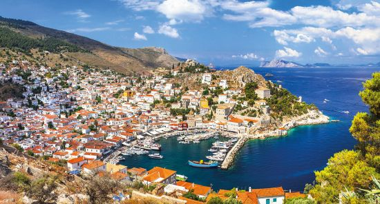 Discover why beautiful Hydra has enchanted writers and artists