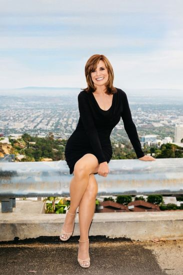 Actress Linda Gray at 78