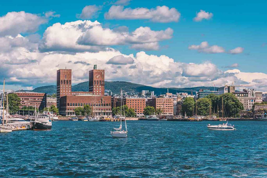 Baltic cruises: Oslo, Norway