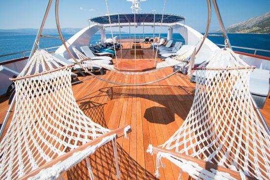 Croisière en Croatie: les vacances parfaites pour une croisière en petit bateau