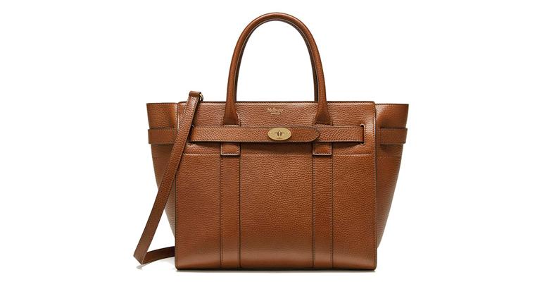 Cunard mulberry handbag
