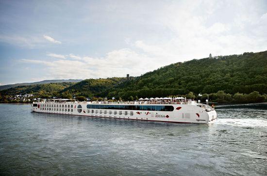 Shearings and Amadeus Europe river cruise