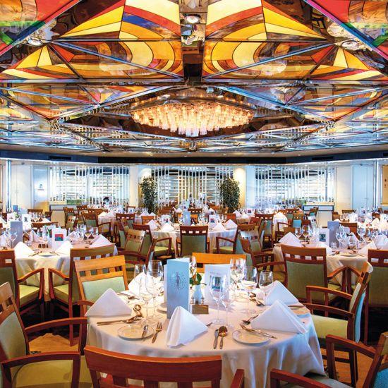 Fred Olsen Balmoral Ballindalloch Restaurant