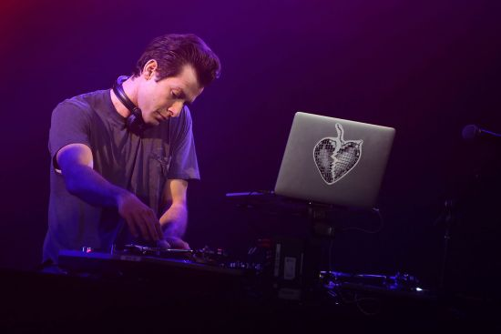 Producer Mark Ronson performs DJ set as Virgin Voyages Minister of Sound