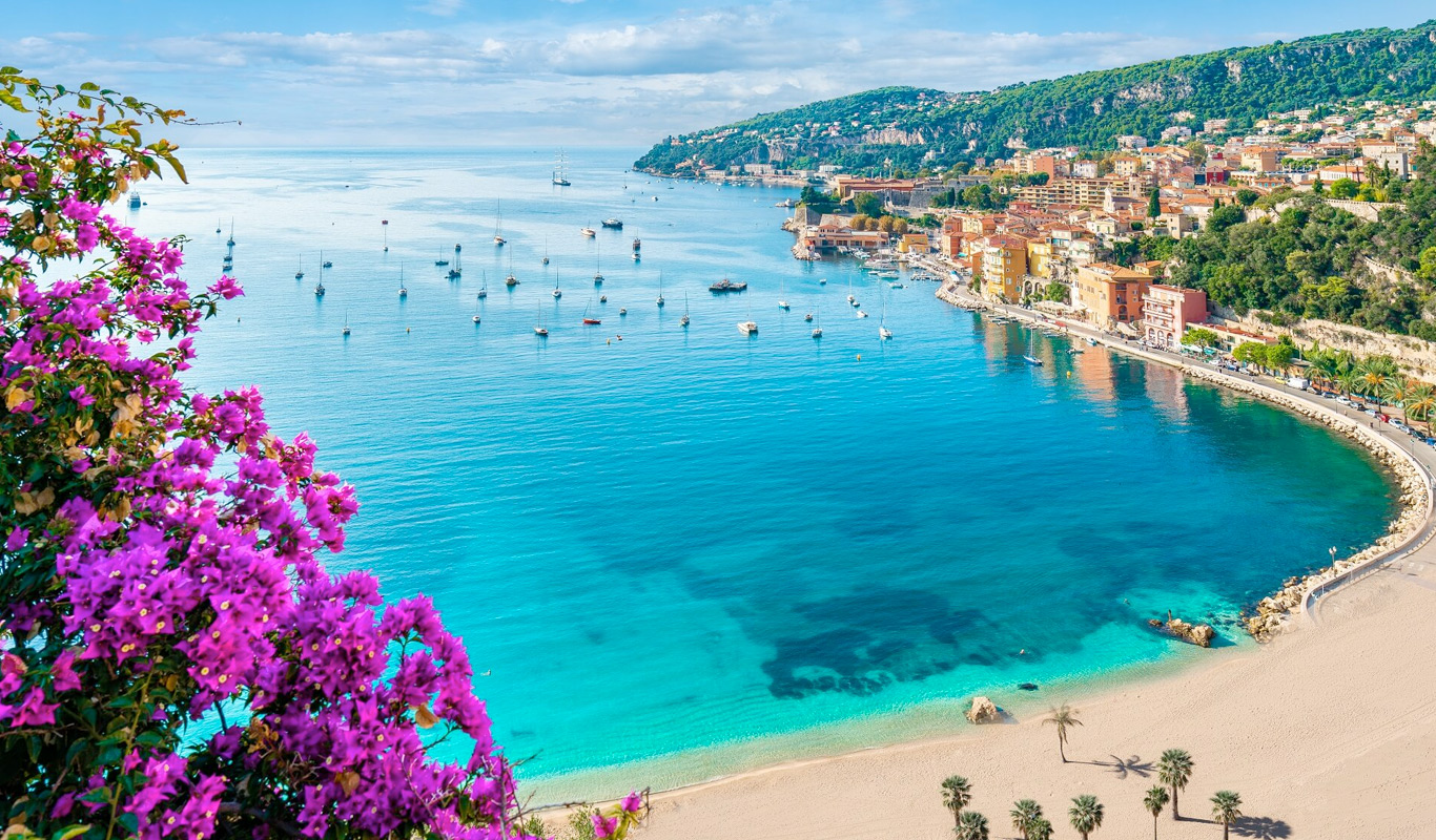 Celebrity Cruises summer offer: Villefranche on French Riviera