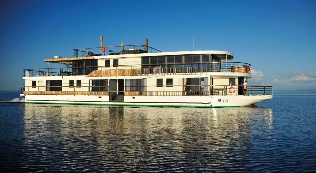 CroisiEurope's African Dream on Kariba Lake