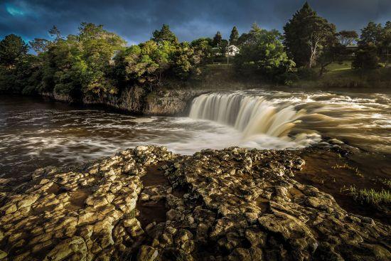 Haruru Falls, Waitangi