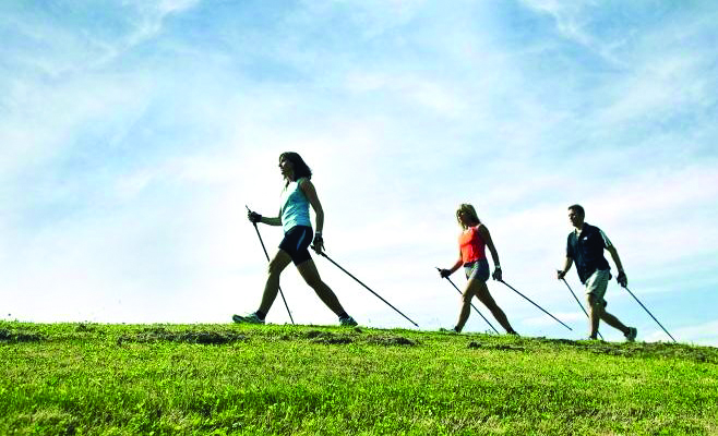Costa Cruises launches wellness excursion Nordic Walking