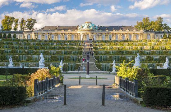 Sanssouci Palace Gardens, Berlin