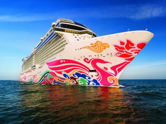 Cruise Ship Review: NCL Norwegian Joy