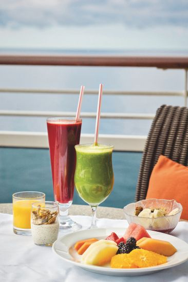 Cruise ship drinks packages: Soft drinks