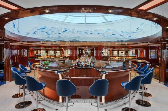 Cruise ship drinks packages: Seabourn