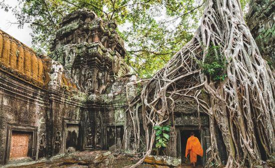 Cruise to Cambodia: Angkor Wat