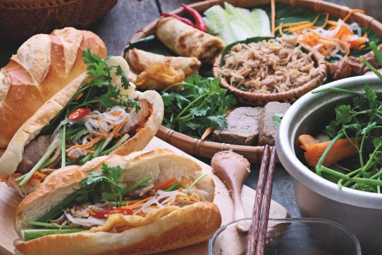Cruise to Vietnam: Vietnamese food