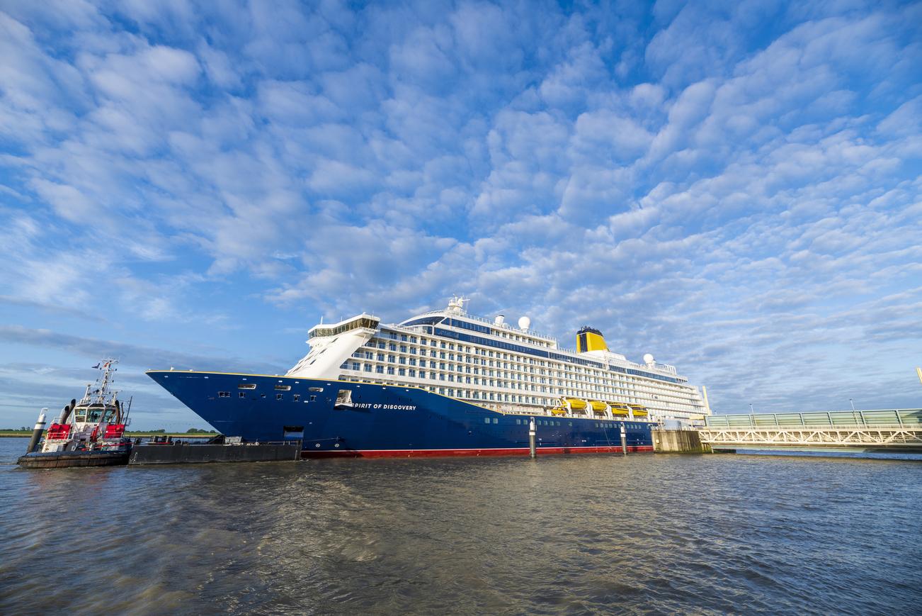 Saga Cruises: Saga Spirit of Discovery