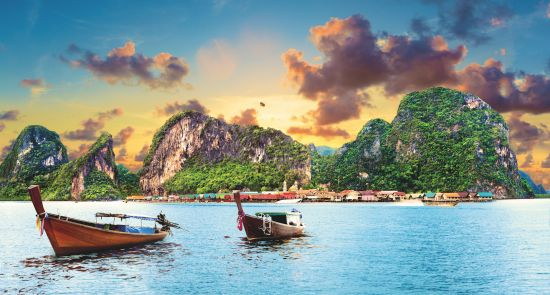 Cruise to Thailand: Phang Nga Bay