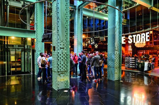 Dublin Ireland city guide: Guinness storehouse