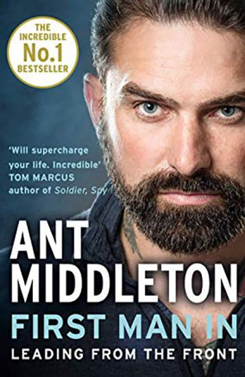 Autobiographies to take on cruise: Ant Middleton's First Man In