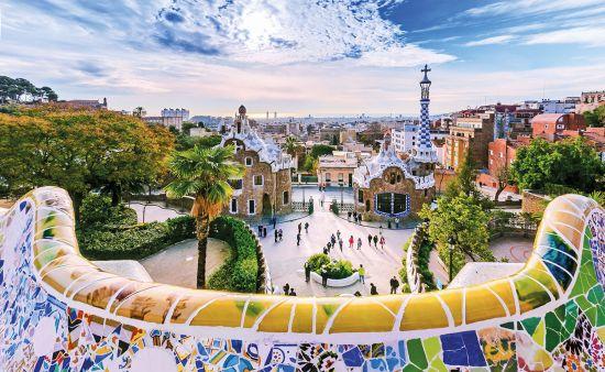 Saga and Jools Holland cruise to Barcelona