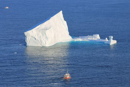 Iceberg, Newfoundland, St. John's, Canada cruise