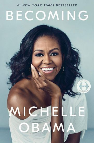 Autobiographical books on cruise: Michelle Obama Becoming