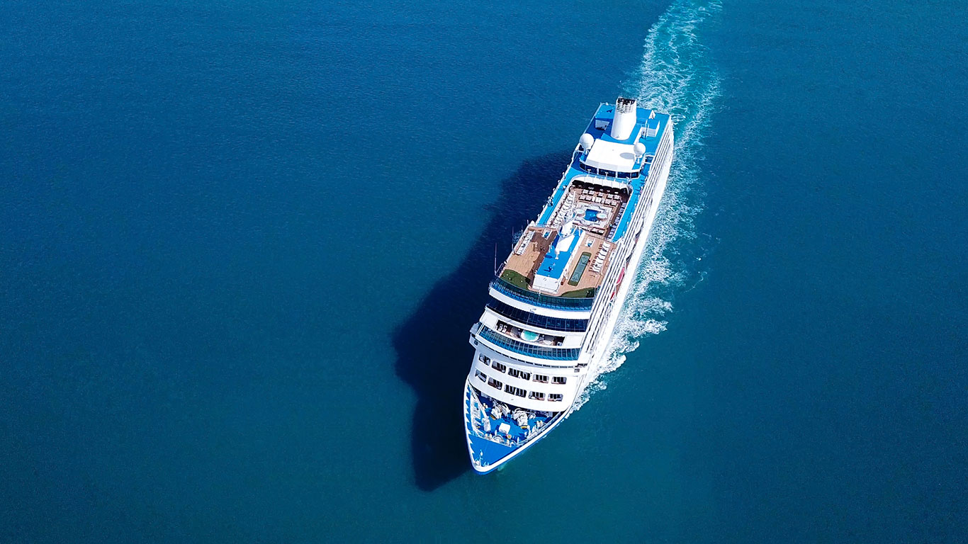 The Best Cruises to the World's Oceans