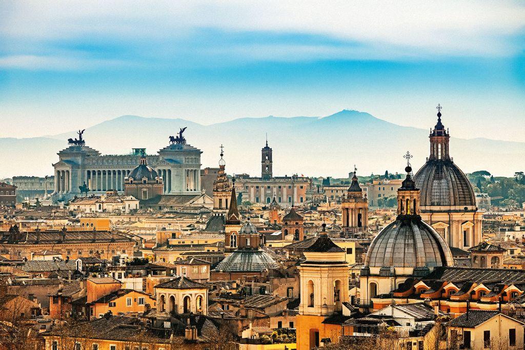 solo cruises: rome