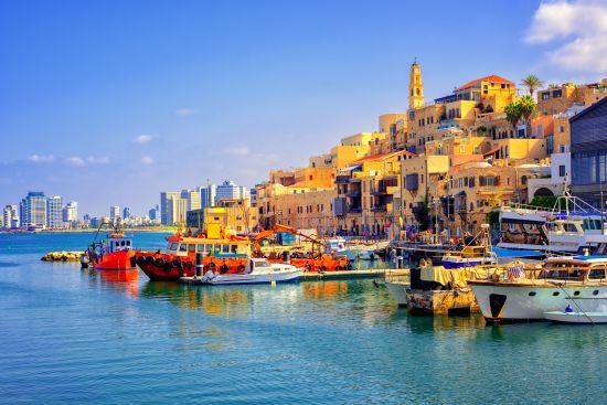 Seadream new cruise 2021: Tel Aviv, Israel, as part of SeaDream's Mediterranean cruise season 2021