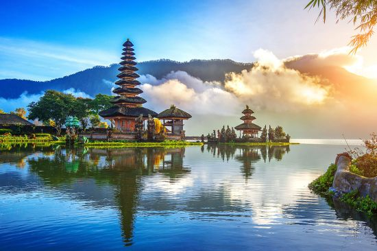 Visit beautiful Indonesian island of Bali on a Asia cruise