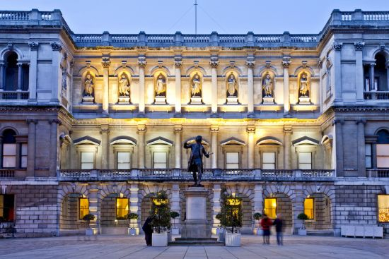 Viking cruises Picasso exhibition: Burlington House