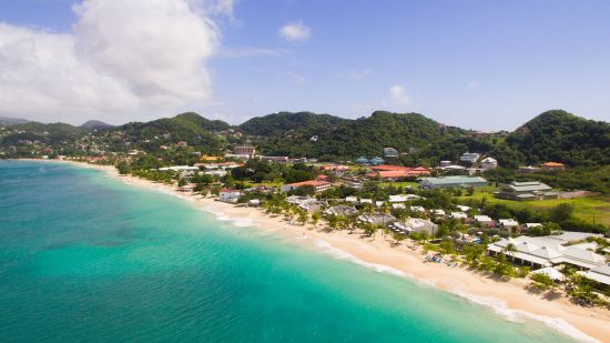 Grand Anse beach, Grenada, destination guide, Caribbean