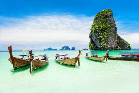 Phuket beach, Asia cruise