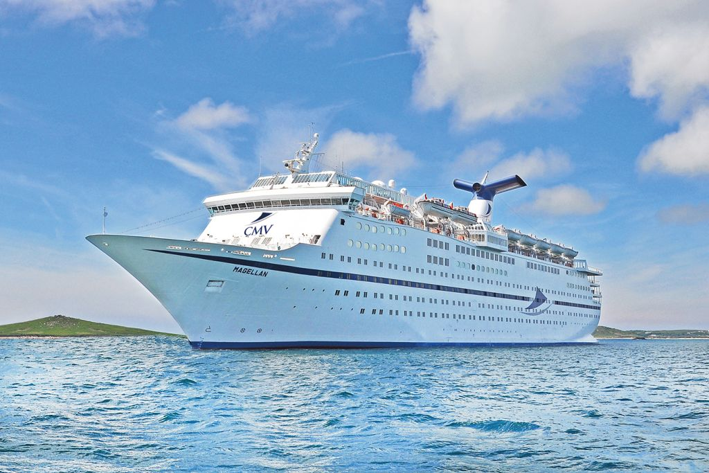 Cruise trends 2020: CMV Baltics cruise competition: Magellan ship