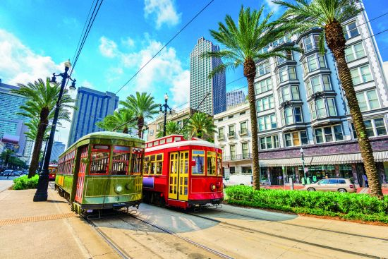 solo cruises: New Orleans